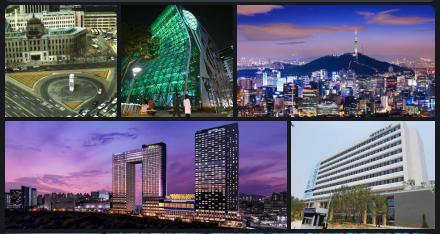 مراکز خرید در کره جنوبی