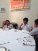 مهمانی سفارت کره جنوبی همراه تبم ملی فوتبال کره_10