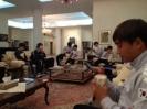 مهمانی سفارت کره جنوبی همراه تبم ملی فوتبال کره_2
