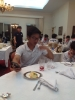 مهمانی سفارت کره جنوبی همراه تبم ملی فوتبال کره_8
